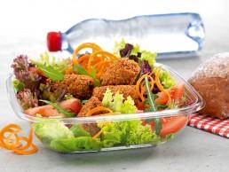 Falafel-Salat