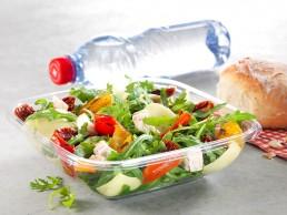 Italian-Poulet-Salat