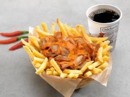 Poulet-Kebab