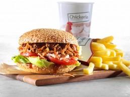 Pulled-Turkey-Burger