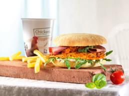 Chickeria Ticino Burger